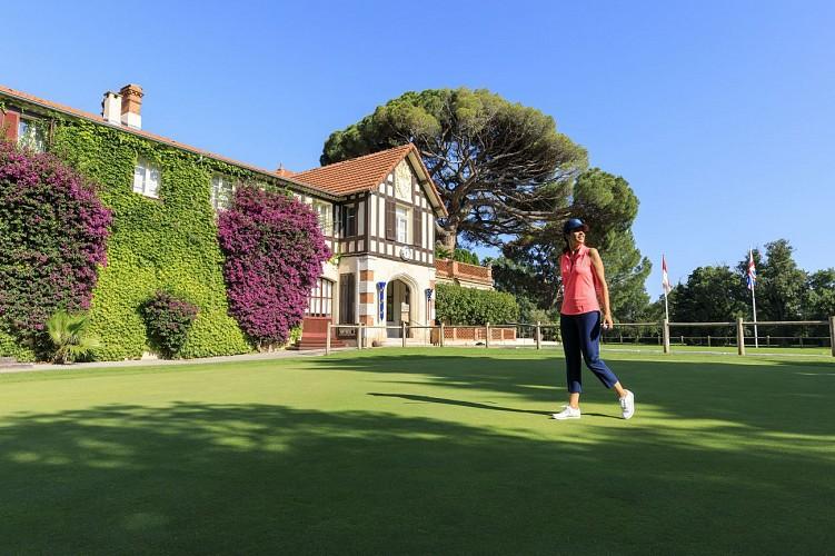 Activit s sportives old course golf mandelieu la napoule - Office de tourisme mandelieu la napoule ...