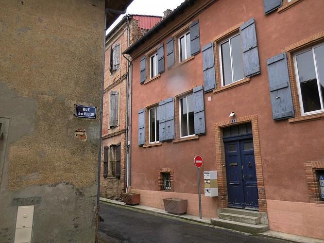 La rue du Barry Neuf