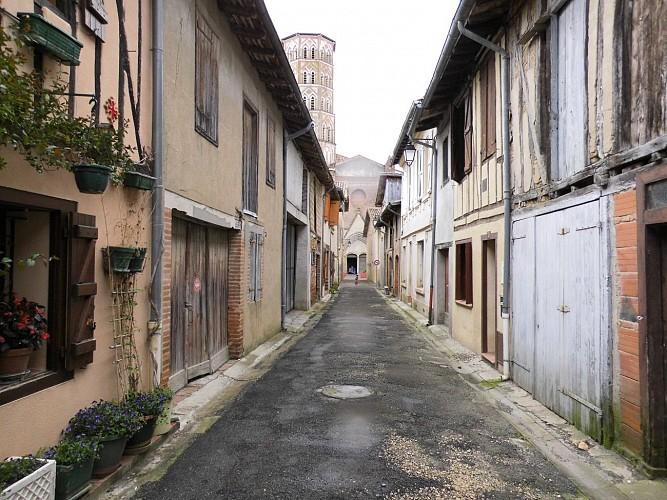 Rue Jean Moulin
