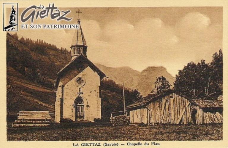 The Chapel of Le Plan