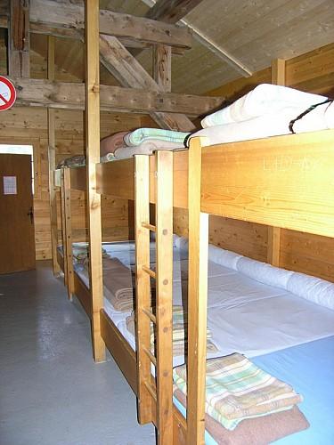Refugio del Plan(Plano) de Aar