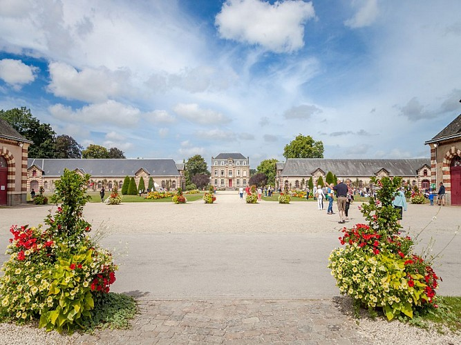 Equestrian Centre - National Stud Farm of Saint-Lô