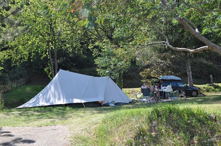 Camping Iserand Calme et Nature