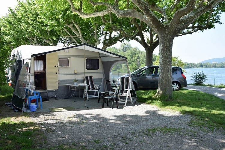 Camping Le Rhône (ex Camping de Tournon HPA)