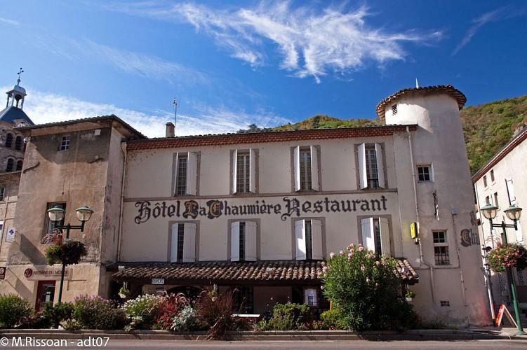 Hôtel la Chaumière