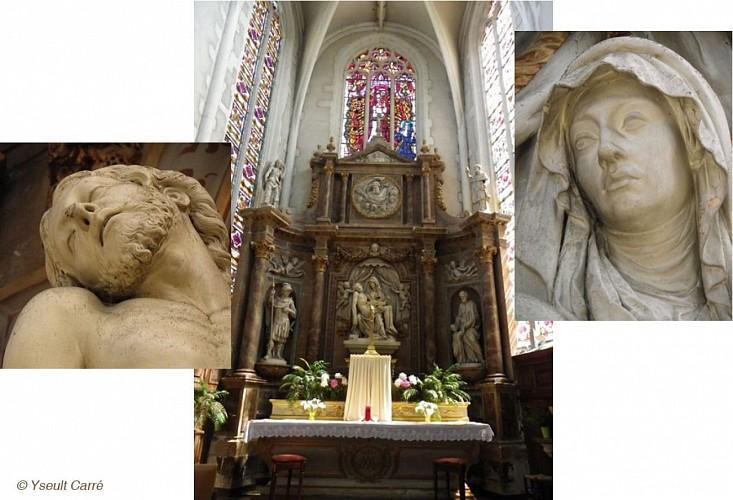 Église Saint-Georges à Salbris