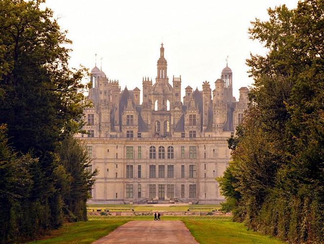 Château de Chambord - Domaine National de Chambord