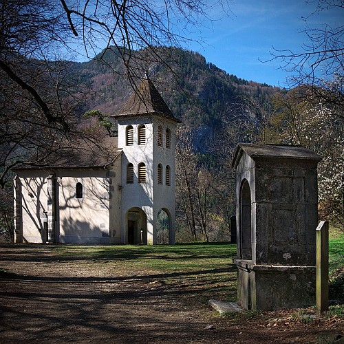 La chapelle du Clavaire