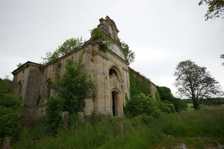 Abbaye de l'Etanche (Ruine)