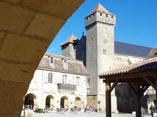 Église Saint-Laurent-et-Saint-Front