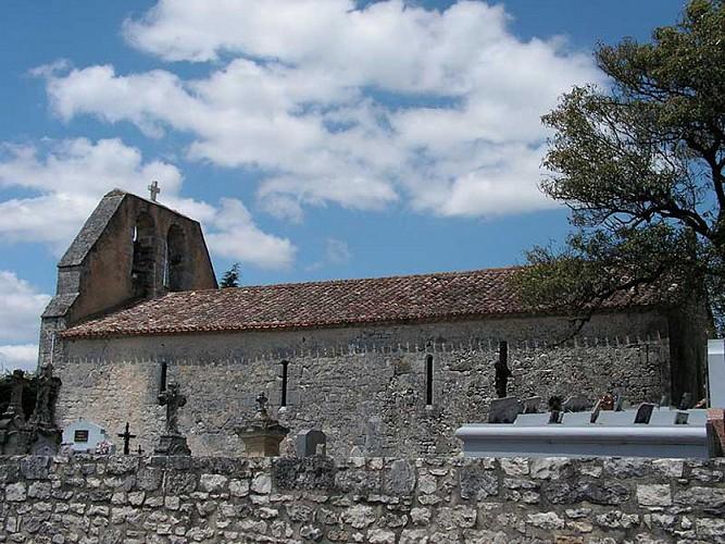 Église Sainte-Anne de Clottes