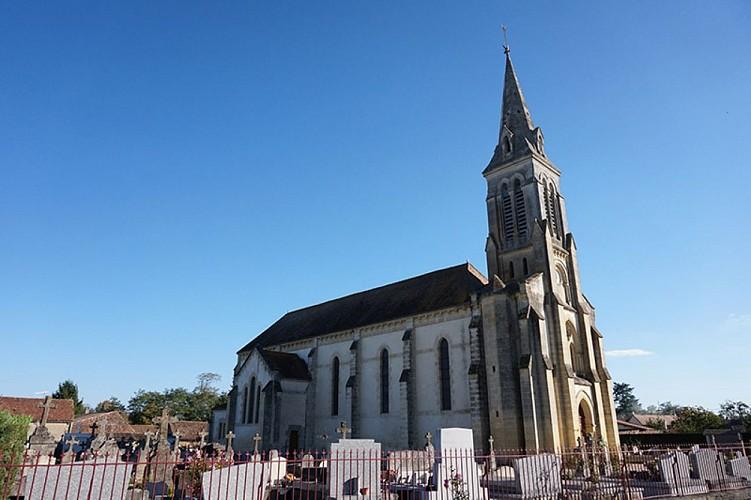 Eglise de Lalinde