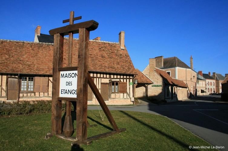 La Maison des Étangs à Saint-Viâtre