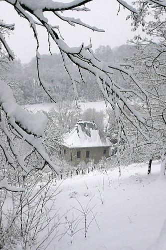Les Charmettes, Maison de Jean-Jacques Rousseau