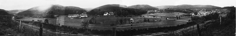 Lecture de paysage : le site du Hochberg