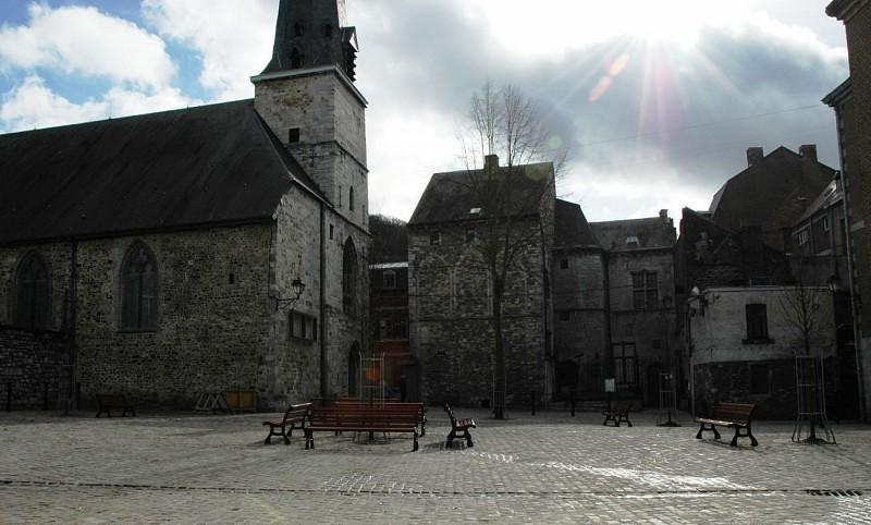 Maison Nokin et espace Saint-Mengold