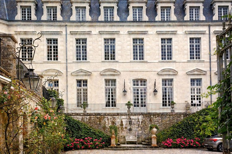 Abbaye Beaugency