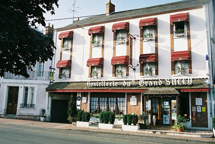 Hostellerie du Grand Sully