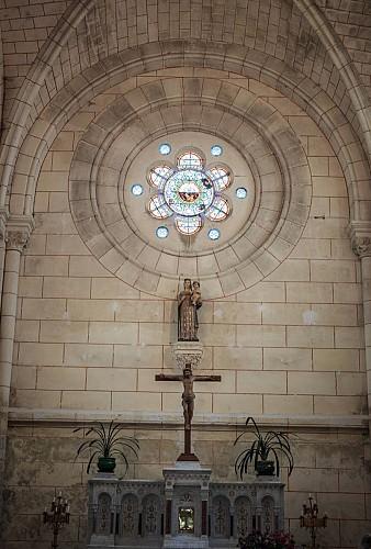 La Vierge de Montuzet