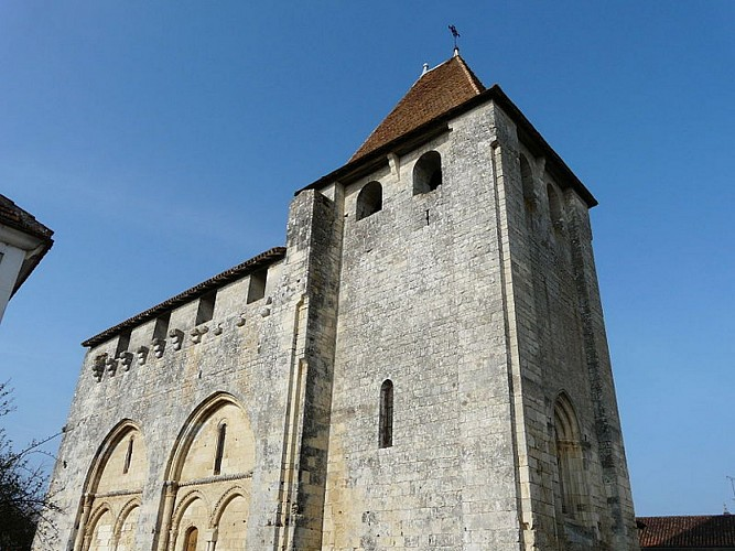 Eglise Paussac