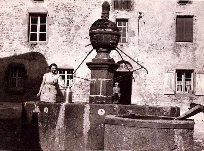 Fontaine place des St Martin
