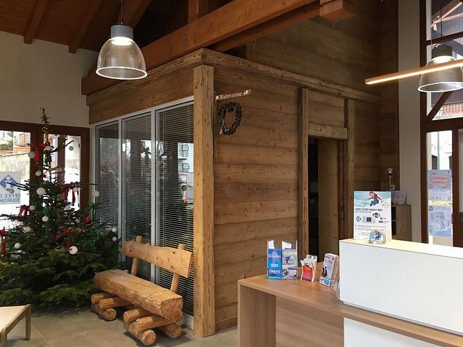 Office de Tourisme des Alpes du Léman - Bureau d'accueil d'Habère-Poche