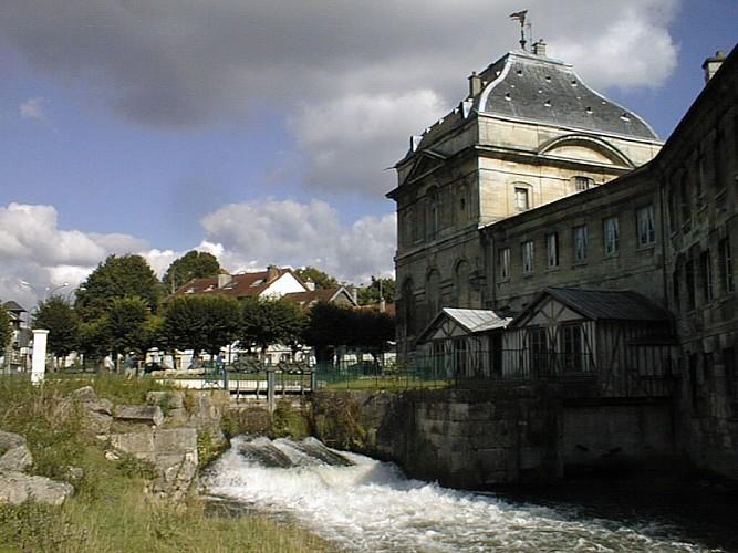 Chantilly ville princière et capitale du cheval