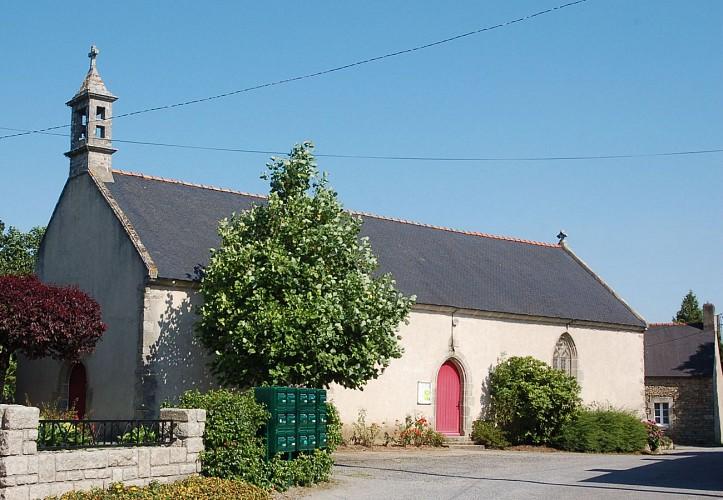 Séné Chapelle Saint Laurent