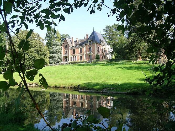 Le Domaine du Ciran à Ménestreau-en-Villette