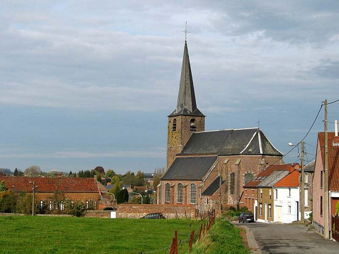 Église Saint-Martin et presbytère