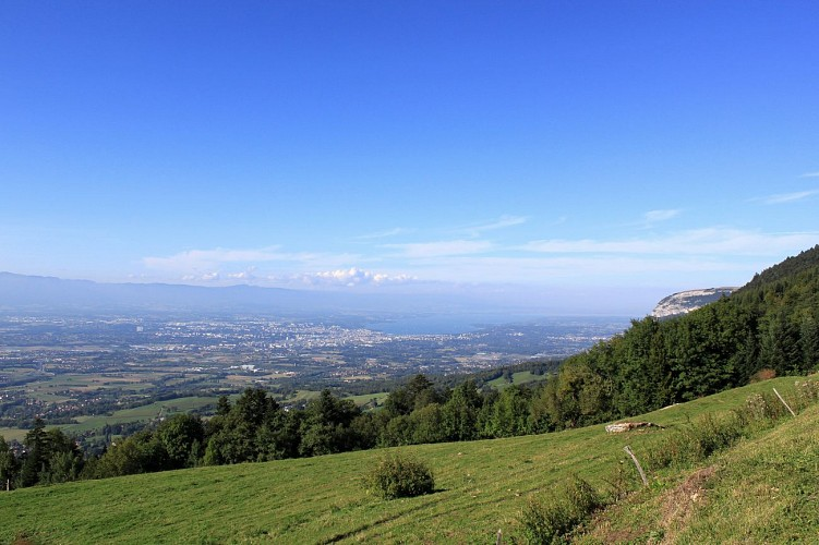 La Thuile viewing point