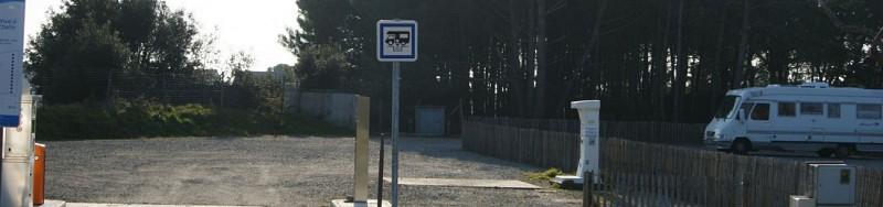 AIRE CAMPING-CAR PARK DE LA GRANDE FALAISE
