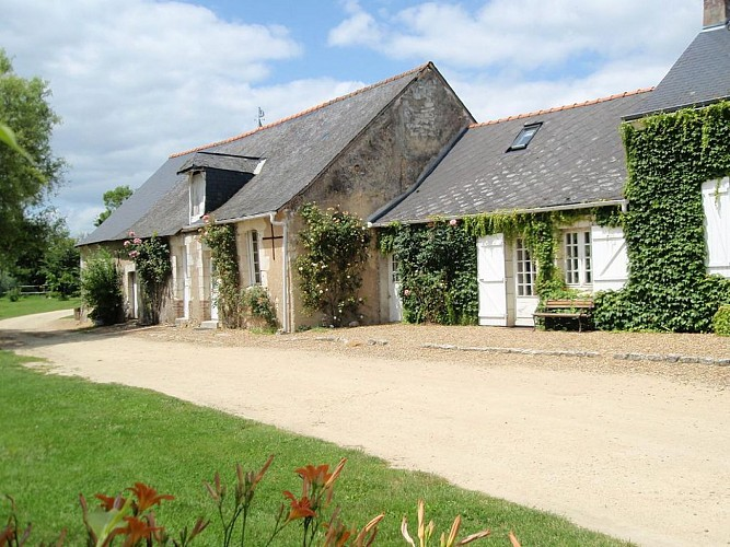 CHAMBRES D'HOTES LES ROBERDERIES