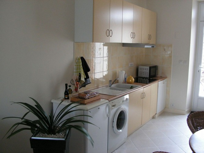 APPARTEMENT - 4 PERS - M. MENS
