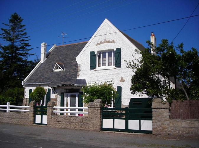 Villa St Corentin