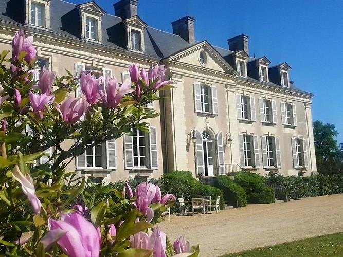 CHAMBRES D'HÔTES CHÂTEAU LA MOTHAYE