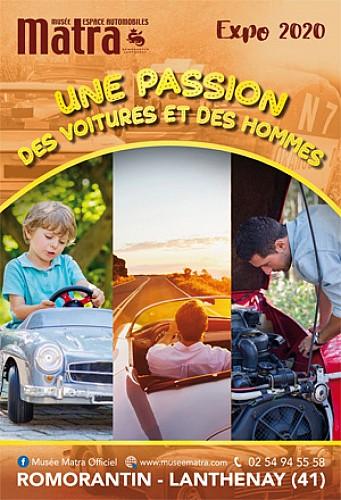 Musée Espace automobiles Matra à Romorantin