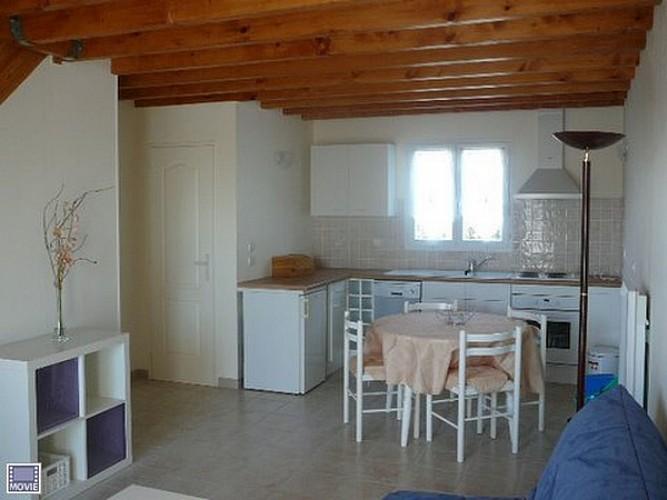 Petite maison à Pornic en Loire Atlantique