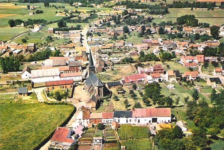 Quévy-le-Petit : historique du village