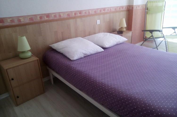 Appartement 3 personnes au calme et proche de la mer
