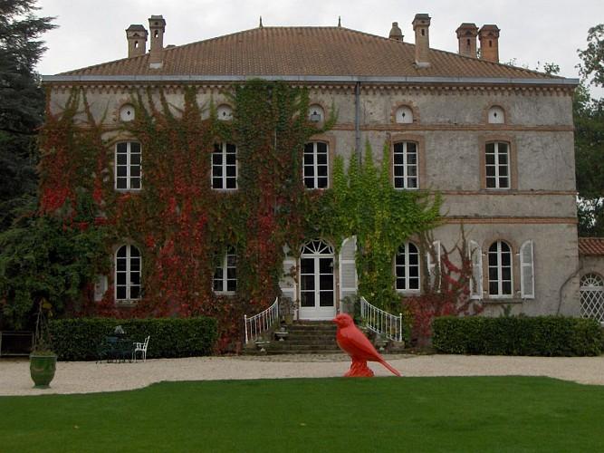 CHAMBRES D'HOTES CHATEAU DE L'OISELINIERE