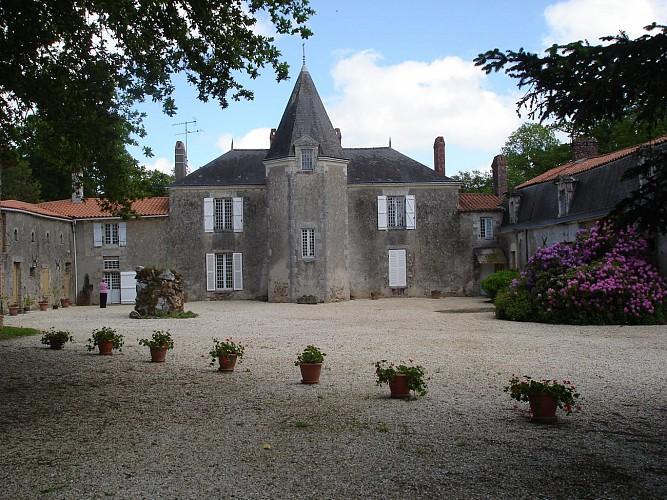 CHAMBRE D'HOTES LOGIS DE RICHEBONNE