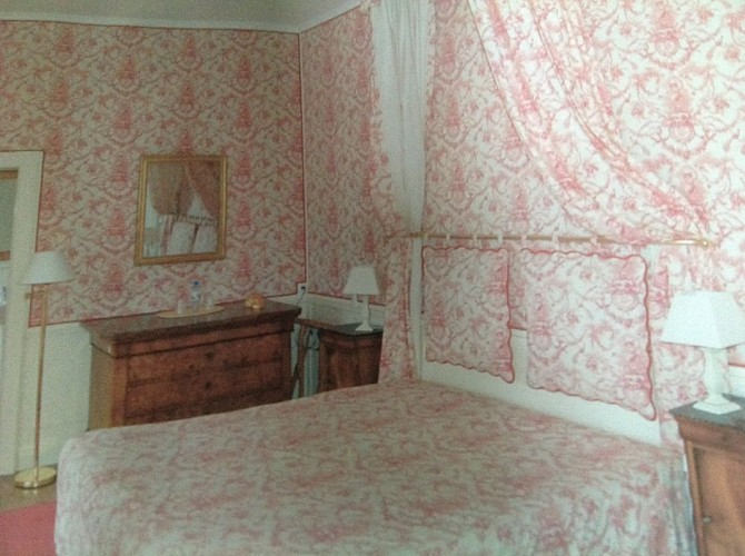 CHAMBRES D'HOTES CHATEAU YSERON