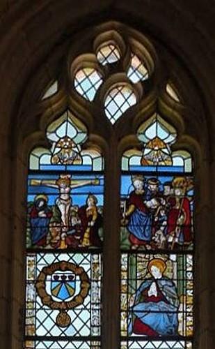 Chapelle Saint-Genou à Selles-Saint-Denis