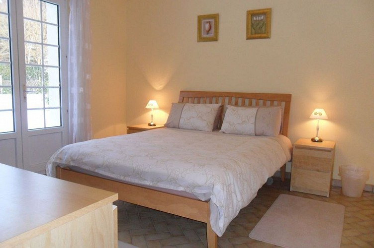 CHAMBRES D'HOTES HEDGE VIEW HOUSE