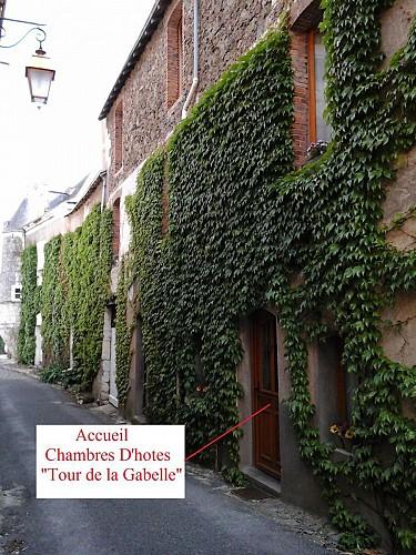 CHAMBRES D'HÔTES TOUR DE LA GABELLE