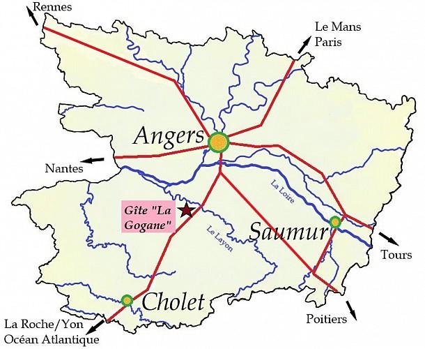 GITE LA GOGANE