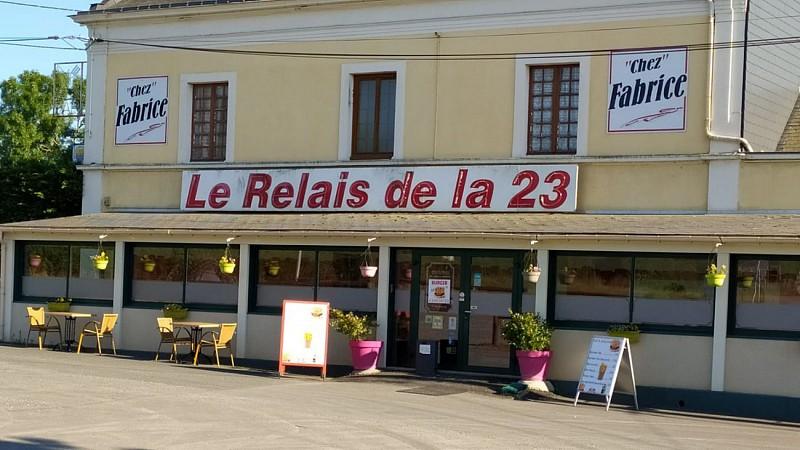 LE RELAIS DE LA 23