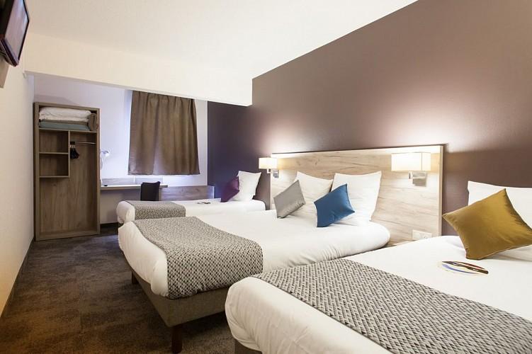 BRIT HOTEL SAUMUR SUD