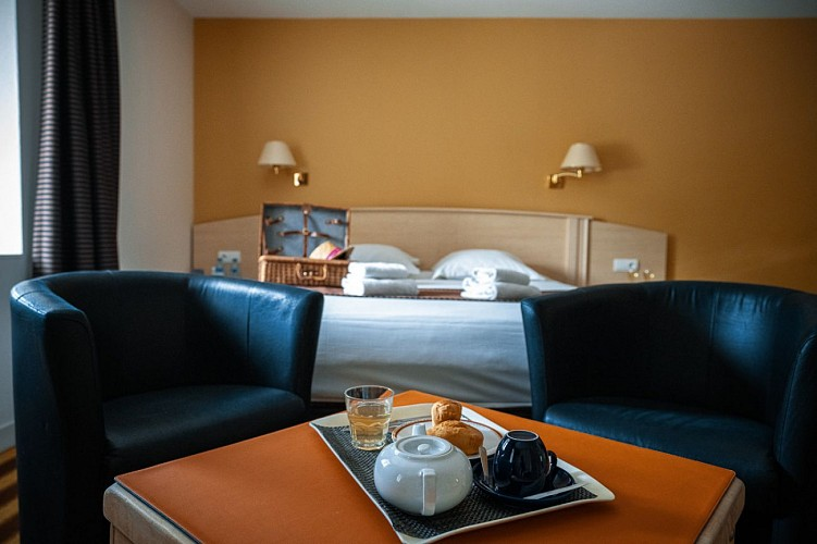 HOTEL RESTAURANT L'ABREUVOIR
